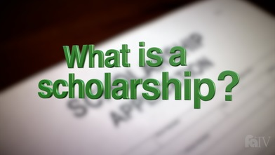 Scholarships - Admissions