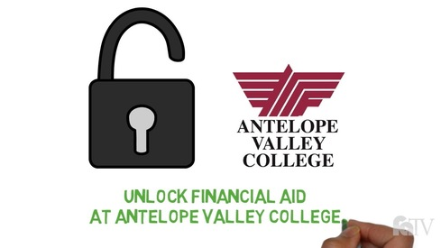 Unlock Financial Aid at Antelope Valley College