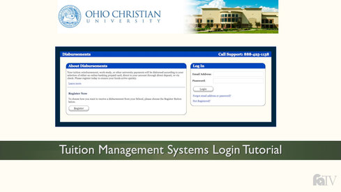 Tuition Management Systems Login Tutorial