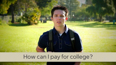 How can I pay for college?