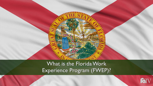 What is the Florida Work Experience Program (FWEP)?
