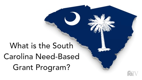 What is the South Carolina Need-Based Grant Program?