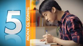 Thumbnail of A Minute to Learn It - 5 Things You Need to Know to Prepare for the SAT or ACT