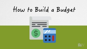 Thumbnail of How to Build a Budget