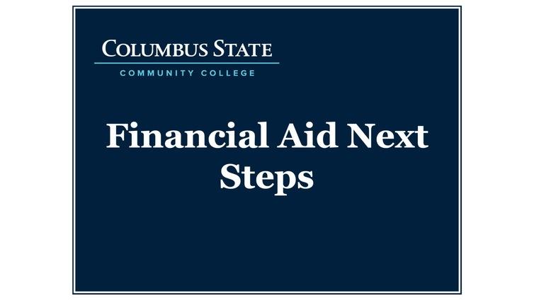 Financial Aid Basics playlist