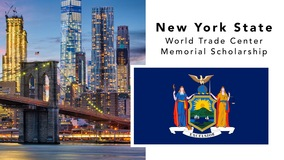 Thumbnail of New York State World Trade Center Memorial Scholarship