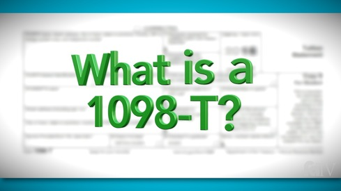 What is a 1098-T?