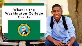 Thumbnail of What is the Washington College Grant?