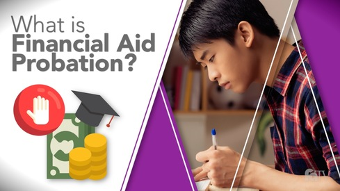 What is Financial Aid Probation?