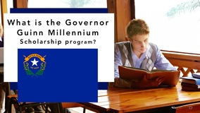 Thumbnail of What is the Governor Guinn Millennium Scholarship program?