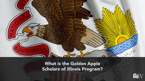 What is the Golden Apple Scholars of Illinois Program?