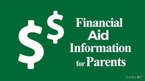Thumbnail of Financial Aid Information for Parents