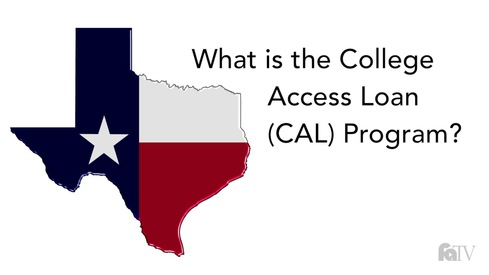 What is the College Access Loan (CAL) Program?