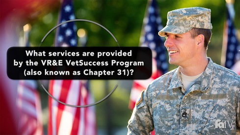 What services are provided by the VR&E VetSuccess Program (also known as Chapter 31)?