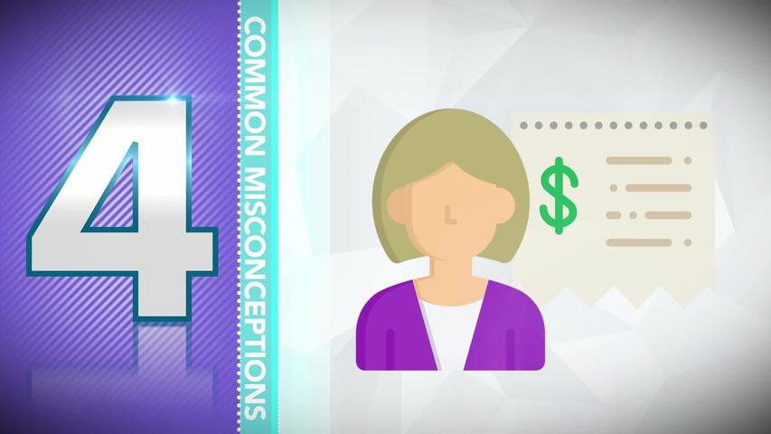 Trending Video A Minute to Learn It - 4 Common Misconceptions About Your Tuition Bill