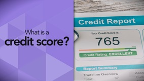 Thumbnail of What is a credit score?