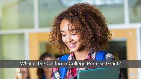 What is the California College Promise Grant?