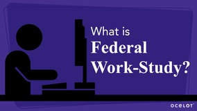 Thumbnail of What is Federal Work-Study?
