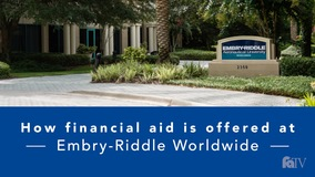 Thumbnail of How financial aid is offered at Embry-Riddle Worldwide