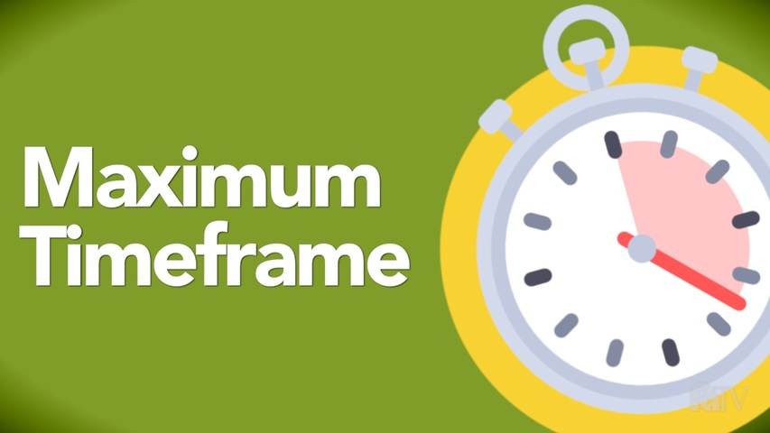 Trending Video Maximum Timeframe