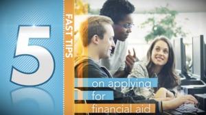 FATV: Applying for Financial Aid