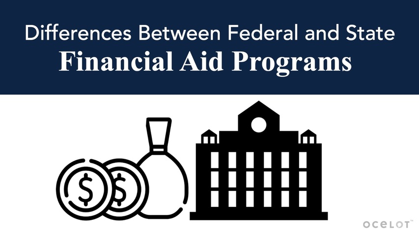 Trending Video Differences Between Federal and State Financial Aid Programs
