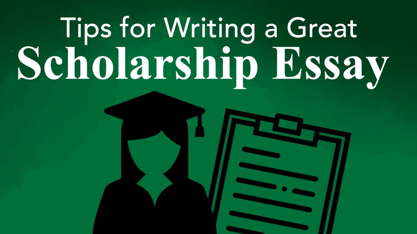 Trending Video Tips for Writing a Great Scholarship Essay