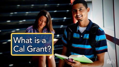 What is a Cal Grant?