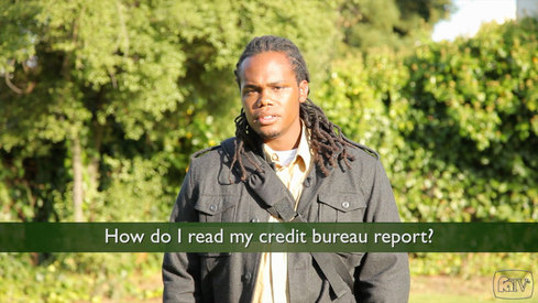 How do I read my Credit Bureau Report?