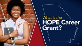 Thumbnail of What is the HOPE Career Grant?