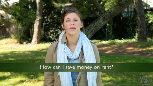 How can I save money on rent?