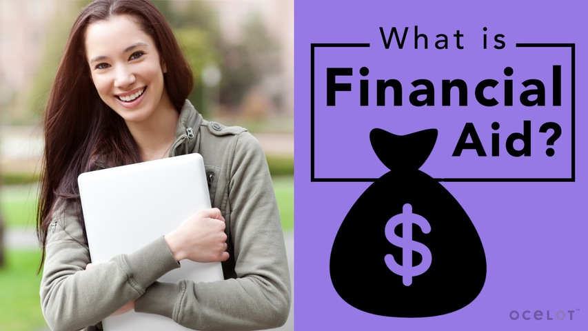 Trending Video What is financial aid?