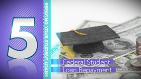 Thumbnail of A Minute to Learn it - Student Loan Repayment