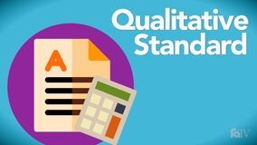 Thumbnail of Qualitative Standard