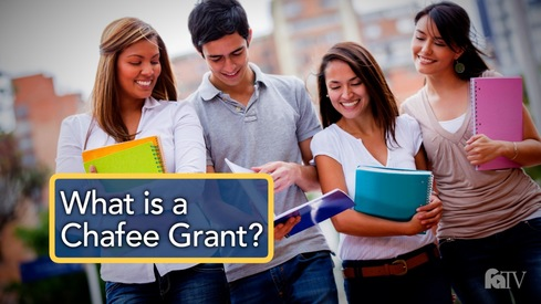What is a Chafee Grant?