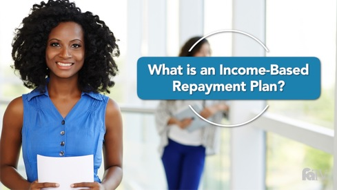 What is an Income-Based Repayment Plan?