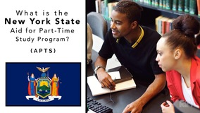 Thumbnail of What is the New York State Aid for Part-Time Study Program (APTS)?