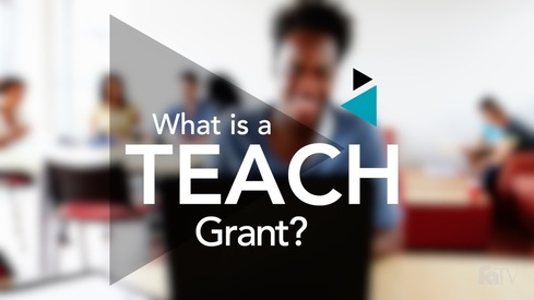 What is a TEACH Grant?