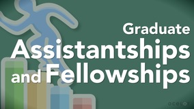 Thumbnail of Graduate Assistantships and Graduate Fellowships