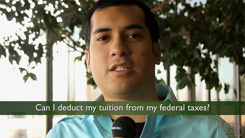 Can I deduct my tuition from my federal taxes?