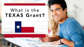 Thumbnail of What is the TEXAS Grant?