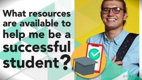 Thumbnail of What resources are available to help me be a successful student? (GetSAP Orange Coast)