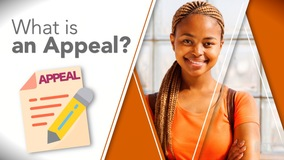 Thumbnail of What is an Appeal?