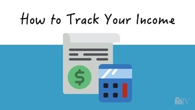 Thumbnail of How to Track Your Income