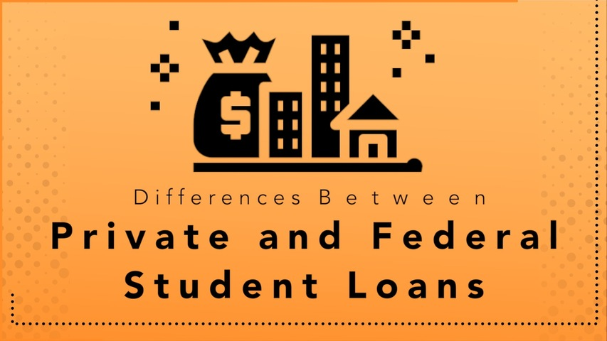 Trending Video Differences Between Private and Federal Student Loans