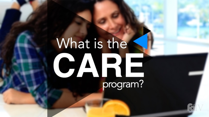 Trending Video What is the CARE program?