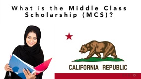 Thumbnail of What is the Middle Class Scholarship (MCS)?