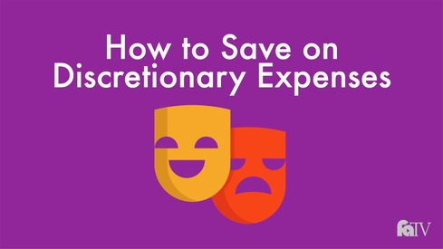 How to Save on Discretionary Expenses