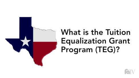 What is the Tuition Equalization Grant Program (TEG)?
