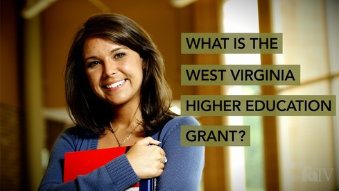 What is the West Virginia Higher Education Grant?